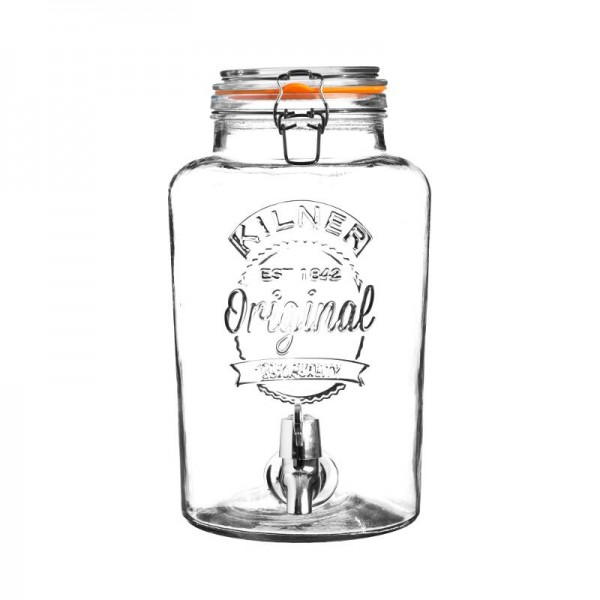 KILNER Dispenser Drink Tondo L 8