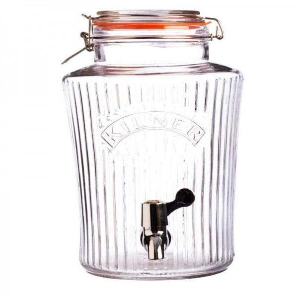 KILNER Dispenser Drink Vintage L 8